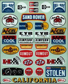 Course Moto X Autocollants Elf Coque Repsol Bridgestone Castrol - Cool custom motorcycle stickers