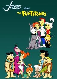 Jetsons meet the Flinstones