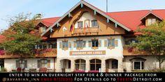 Bavarian Inn Lodge in Frankenmuth, MI