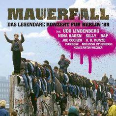 CD-Review: Various Artists – Mauerfall – Das legendäre Konzert für Berlin '89