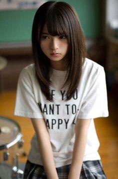 Japanese School Girl Cosplay Image de and 齋藤飛鳥 - Beautiful Japanese Girl, Japanese Beauty, Beautiful Asian Girls, Asian Beauty, Beautiful Women, Cute Asian Girls, Cute Girls, Girl Pictures, Girl Photos