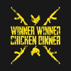 Check Out This Awesome Winnerwinnerchickendinnerpubg Design
