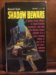 Shadow Beware, Maxwell Grant (Belmont)