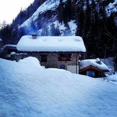 Sommersi nella neve!