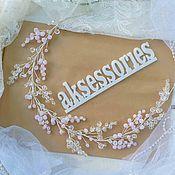 Магазин мастера мастерская ручной работы (aksessories): свадебные украшения, диадемы, обручи, одежда и аксессуары