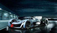 Hyundai N 2025 Vision Gran Turismo Concept. Foto de divulgação.