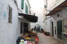 In den Gassen der Medina von Tétouan im Norden Marokkos