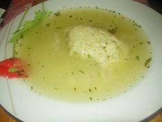 Reteta culinara Supa de galuste de post din categoria Supe. Specific Romania. Cum sa faci Supa de galuste de post Supe, Tasty, Yummy Food, Eggs, Pudding, Breakfast, Desserts, Morning Coffee, Delicious Food
