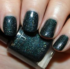 Sparkly polish! Comes in all different colors!