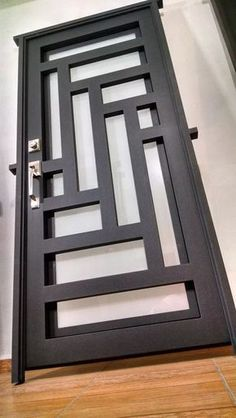 Net Door Design Modern Ideas For 2019 Steel Gate Design, House Gate Design, Door Gate Design, Main Door Design, Wooden Door Design, Door Grill, Grill Door Design, Steel Grill Design, Window Grill Design Modern