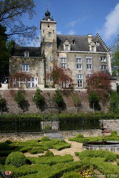 Huis De Torentjes, Maastricht, Zuid-Limburg. The Netherlands