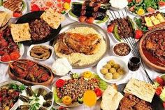 Food is very important to the Turkish Culture. Every family has their own variation on the traditional dish depending on which area in Turkey you live.