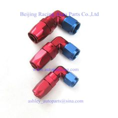 90°FEMALE FORGED ELBOW, AN Fittings, Racing Auto Parts