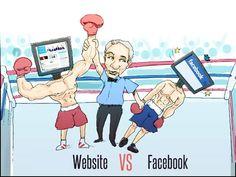 Las Paginas Facebook de negocios parecen ser a primera vista una alternativa idonea para reemplazar a los pequeños blogs y/o sitios web de negocios porque son gratuitas y proporcionan acceso a una base de usuarios más o menos del tamaño de la población de China. Más sin embargo tienen sus grandes limitaciones ==> http://www.octaviosimon.com/paginas-facebook-vs-blog-de-negocios/