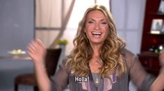 Heather Thomson's signature line! If you're a reality tv fan, you need to be checking http://realitytvgifs.com ! :)