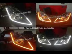 Maruti New Swift Projectors With Audi Tubes
