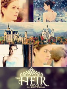The Heir<3 I'm looking foward to read this