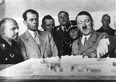 Hitler favored monumental buildings and bombastic boulevards. His vision never came to fruition, but postwar Germany did incorporate many of the modernist ideas promoted by the Nazis.