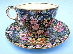 Nantwich Chintz Royal Winton Cup and Saucer