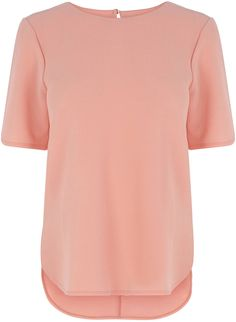 Womens salmon t-shirt from Warehouse - £8 at ClothingByColour.com