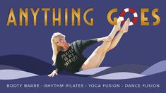 Anything goes when your favorite Pilates teachers include movement disciplines outside traditional Pilates into their classes. Enjoy the fusion of Pilates with ballet barre and floor work, traditional fitness training, specific dance, running, and sport techniques, primal movement classes and advanced Pilates exercises rarely seen or taught.