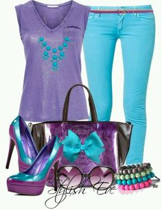 Purple!!