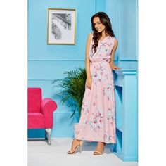 Are you ready for the summer? To have some summer fun. Cool breeze in your hair.nl for our classy and fun summer dresses. We ship worldwide from the Netherlands Sexy Summer Dresses, Summer Maxi, Summer Wear, Summer Outfits, Summer Fun, Brave, Pink Floral Maxi Dress, Beachwear Fashion, Pink