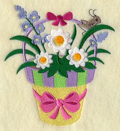 Machine Embroidery Designs at Embroidery Library! - Color Change - E9102
