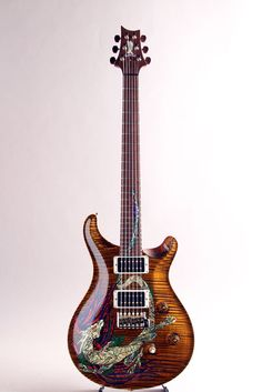 PRS[Paul Reed Smith ポールリードスミス] Private Stock 30th Anniversary Dragon Limited…