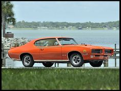 OMG!!! DREAM CAR S109 1969 Pontiac GTO Judge Ram Air IV 400/370 HP, 4-Sp