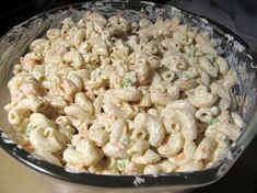 Hawaiian Macaroni Salad Recipe Notes: Very similar to L&L. You MUST allow time for the sauce to absorb, and this can take quite a while. Suggest making at least two hours before eating and DO overcook the pasta.