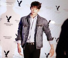 151006 Minho at「 American Eagle Outfitters 」event