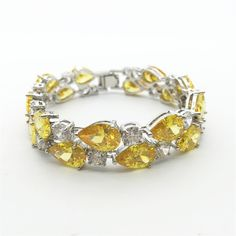 Cheap bracelet magic, Buy Quality charm bracelet pendant directly from China charms candy Suppliers:  At your service!         SparShine Bracelets & Bangles 2015 New Design Colorful AAA Montana Zircon Bracelet  Rhodium Pl