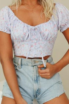 25 Casual Summer Outfits for Teen Girls and Women for Cute Comfy Simple Style Cute Casual Outfits, Girly Outfits, Mode Outfits, Fashion Outfits, Preppy Outfits, Grunge Outfits, Stylish Outfits, Summer Outfits Women 30s, Casual Summer Outfits