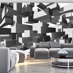 non-woven home wall decor mural art nature 3d Wallpaper Home, Wallpaper Decor, Modern Wallpaper, Home Wall Decor, Art Decor, Living Room Decor, Wardrobe Design Bedroom, Mural Wall Art, Living Room Designs