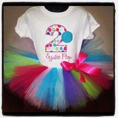 Sparkle lollipop set! #new #tutu #birthdayboutique #babyboutique #tutuset #party #etsy #handmade - @the_tiny_closet- #webstagram