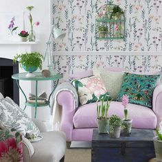The Buzz Blog || Diane James Home - Fashionable living, naturally inspired by Diane James Home