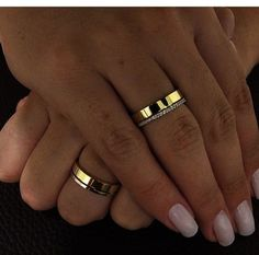 Wedding Couple Ring New Design beyond Matching Wedding Bands Edmonton underneath… – Alliance – Alliance Mariage Matching Wedding Rings, Wedding Rings Simple, Beautiful Wedding Rings, Wedding Matches, Unique Rings, Gold Wedding, Wedding Jewelry, Matching Rings, Matching Couples