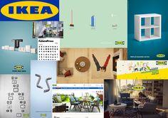 Voorstudies 4: Moodboard IKEA