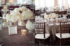 Soft pink and grey wedding... exactly what i imagined