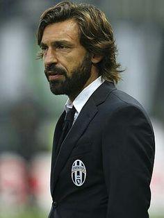 Andrea Pirlo, Free Kick, World Football, Men's Grooming, Kicks, Hair Cuts, Soccer, Mens Fashion, Stylish
