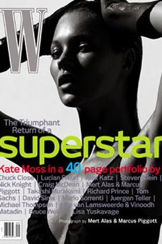 Kate Moss, September 2003.