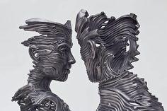 esculturas de aço pelo mundo - Pesquisa Google