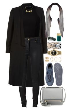 17 January, 2016 by jamilah-rochon on Polyvore featuring T By Alexander Wang, Jaeger, Versace, adidas, Givenchy, Forever 21, Rolex, Casetify and Marc Jacobs