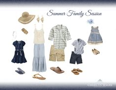 Image detail for -What to Wear Summer Family