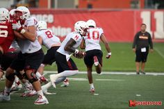 Photo Gallery: Football Fall Practice 9-09-15 - Huskers.com - Nebraska Athletics Official Web Site