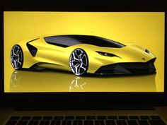 Learn how to draw a car using our step by step tutorials. Sports cars, classic cars, imaginary cars - we will show you how to draw them like the pros. Luxury Sports Cars, New Sports Cars, Exotic Sports Cars, Best Luxury Cars, Sport Cars, Lamborghini Concept, Lamborghini Cars, Ferrari, Automobile