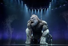 Incredible KING KONG Puppet Made for StagePlay - News - GeekTyrant