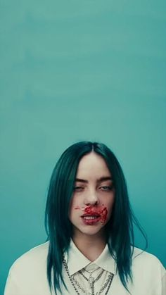Billie eilish bad guy videoclip wallpaper lockscreen for iphone / android. Billie Eilish, Videos Instagram, Album Cover, Video Clips, Lock Screen Wallpaper, Wallpaper Lockscreen, Wallpapers, Healthy Meals For Two, Creepy