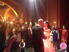 es la hora del baile de los #novios